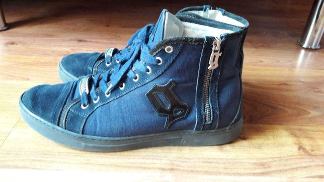 Galliano świetne buty. Oryginał. 43