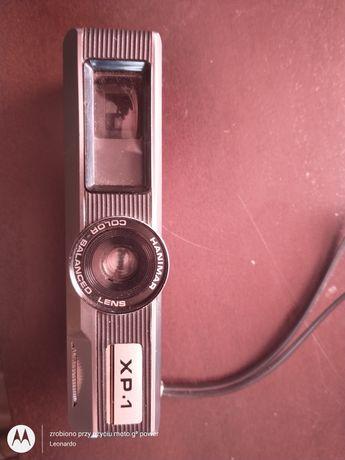Mini Aparat fotograficzny szpiegowski HANIMEX XP-1