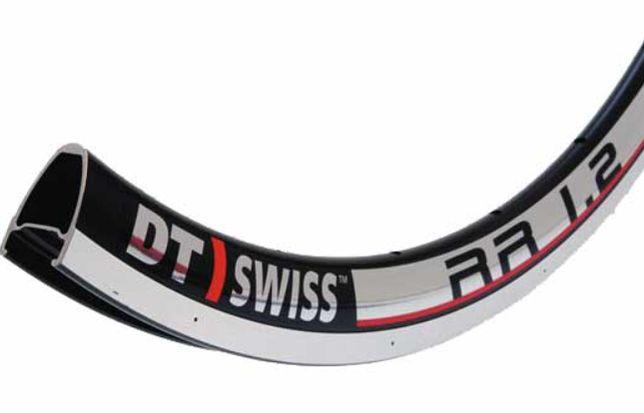 DT Swiss RR 1.2 Aero 32H rowerowe obręcze szosa wysoki stożek NOWE