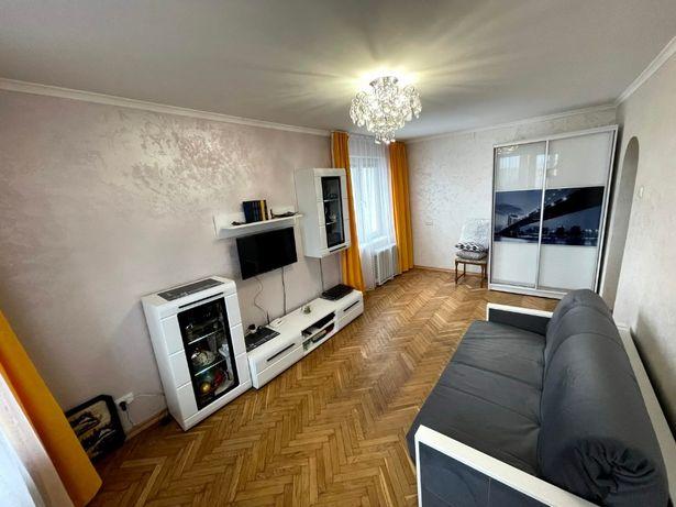 ПРОДАЖ квартири з гарним РЕМОНТОМ та меблями у Франківському районі