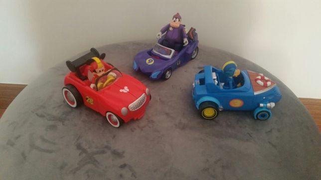 Conjunto Mickey e os super pilotos
