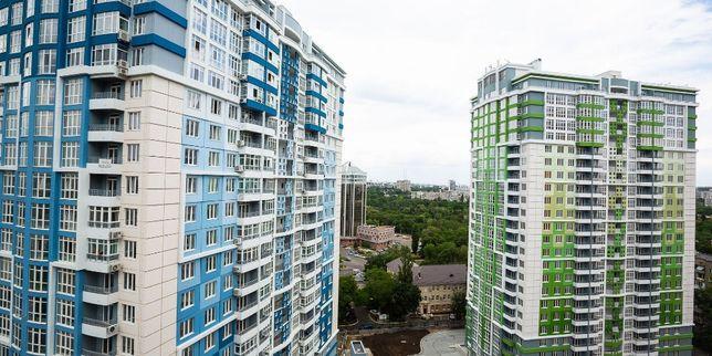 2-к Квартира с видом на море в Новом доме! проспект Гагарина