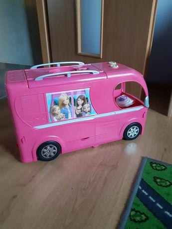 Kamper Barbie basen