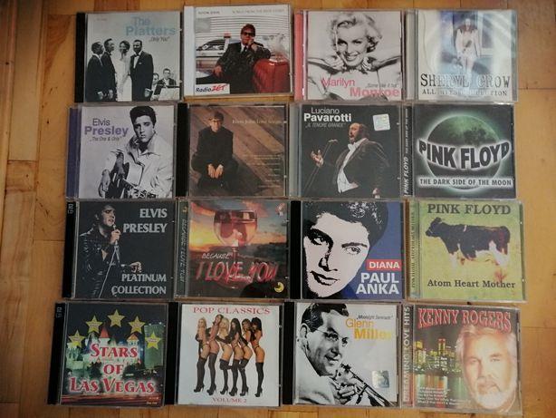 Płyty CD z muzyką - wyprzedaż prywanej kolekcji!