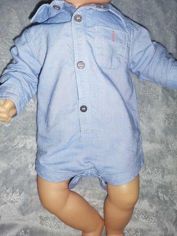 Боди-рубашка для мальчика