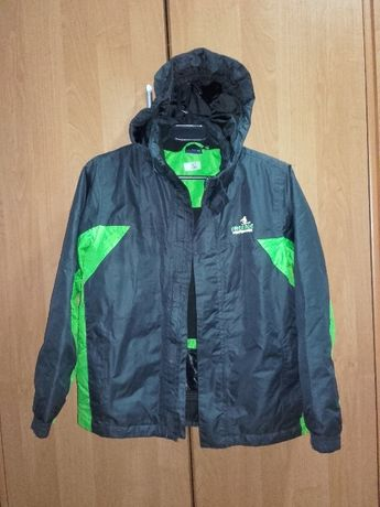 Kurtka chłopięca narciarska 146/152