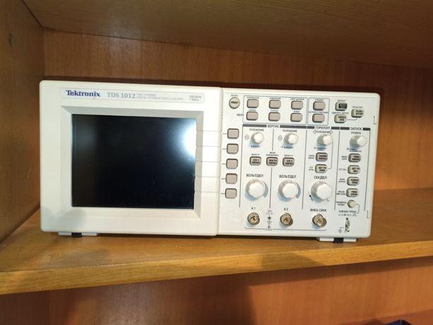 Цифровой запоминающий осциллограф Tektronix TDS 1012