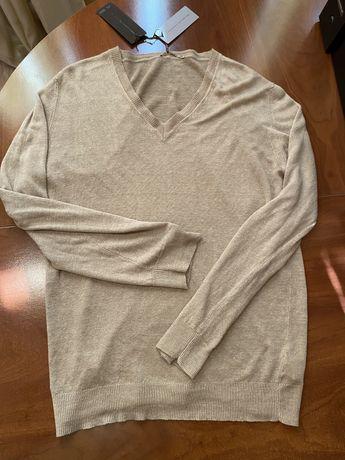 Новый с бирками пуловер Ermanno Scervino