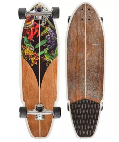 Skate longboard usado
