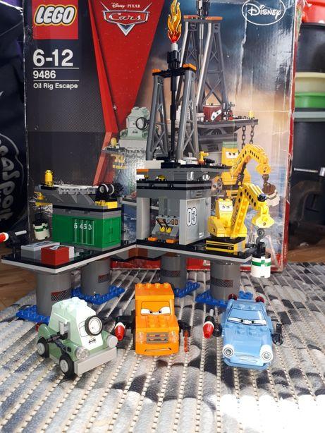 Лего, тачки, морская нефтяная вышка