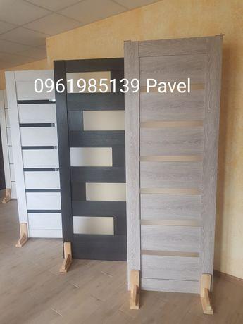 двери межкомнатные производство Украина 100%заполнение древесиной!1800