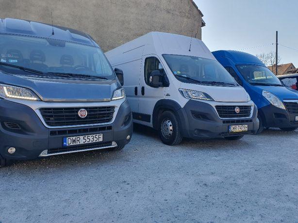 Wynajem busa dostawczego 10godzin=150zł,busów dostawczych, bus Wrocław