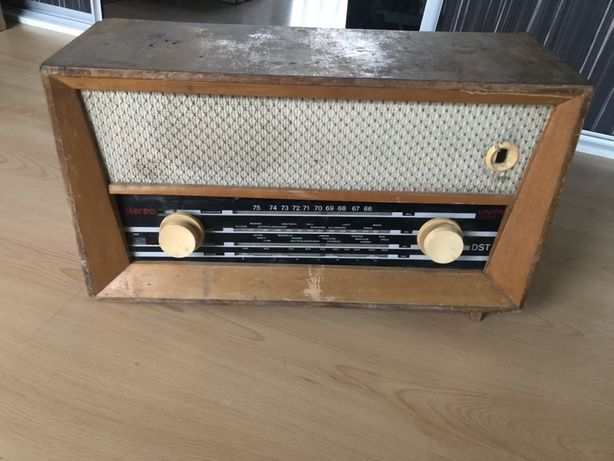 Radio lampowe Unitra Diora