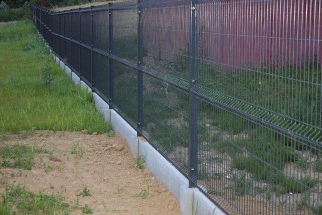 Panele ogrodzeniowe Ogrodzenie Ogrodzenia Sprzedaż montaż ZATOR