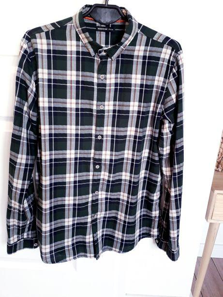 Reserved koszula w kratkę 170