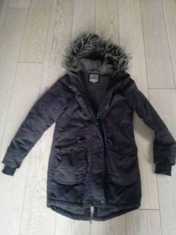 płaszcz zimowy / długa kurtka BENCH