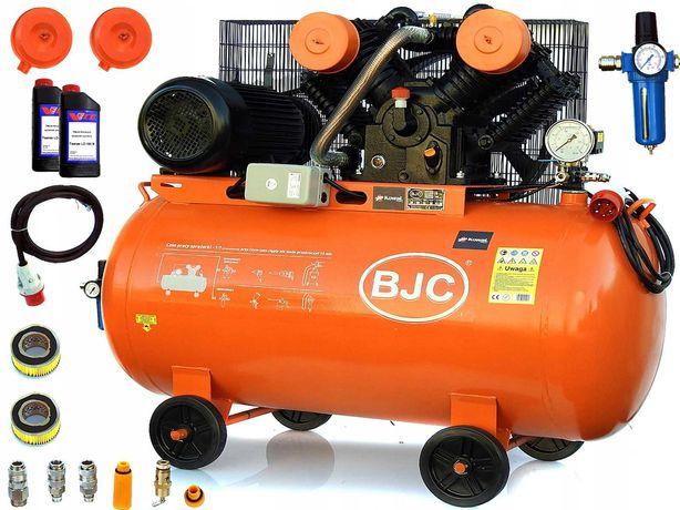 KOMPRESOR BJC 500L V olejowy sprężarka powietrza