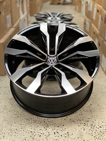 Диски Новые R18/5/112 R19 R20 Volkswagen Tiguan Touareg New в наличии