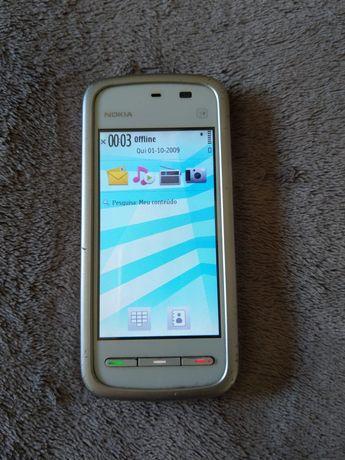 Nokia 5228 Vodafone com carregador