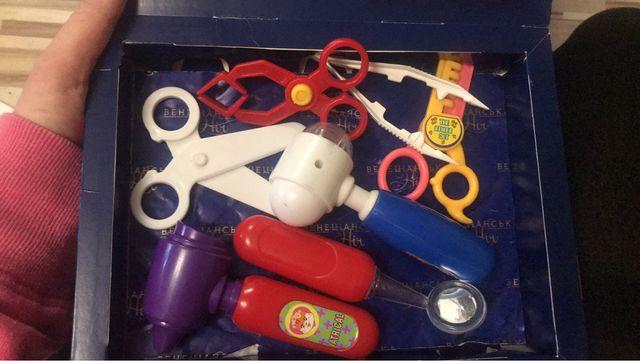 Игра в доктора. Качественные инструменты для ролевой игры