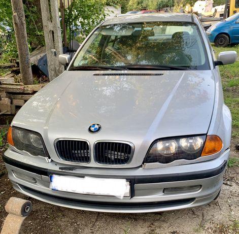 BMW e46 1.8 na czesci