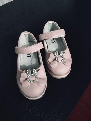 Туфли детские 23 р