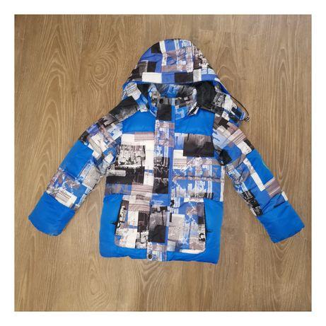 Куртки на мальчика 3-5 лет