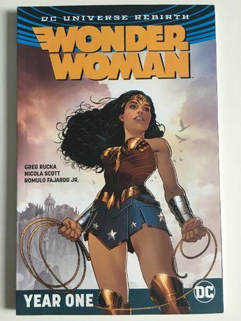 Wonder Woman Year One Vol 2 160+ stron
