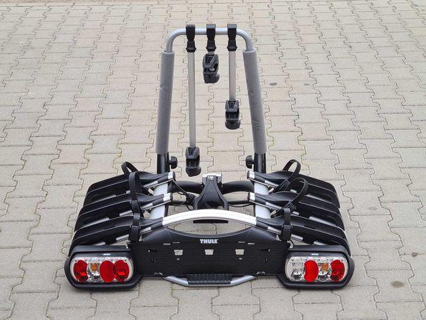 Wypożyczę bagażnik rowerowy na hak - Thule // Wypożyczenie // Wynajem