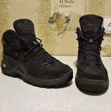LOWA Renegade KODY ботинки Zephyr 28 см Оригинал Z6 Ecco