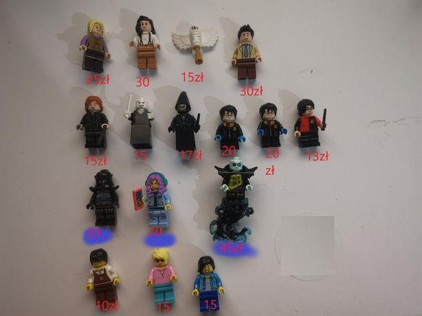 LEGO - Figurki - Harry Potter, Hidden Side, City, Friends