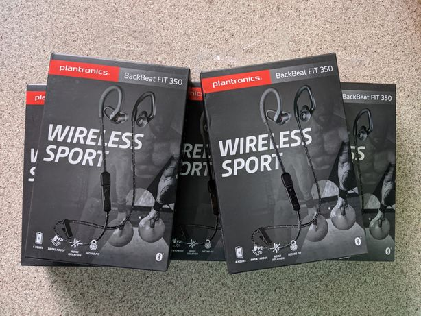 Plantronics BackBeat FIT 350 wireless sport midel: S3XX17