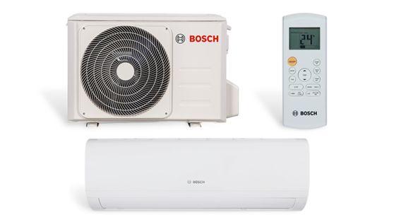 Klimatyzacja Bosch Climate 5000 moc 2,6 kW Montaż klimatyzacji serwis