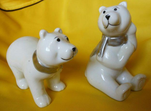 Фарфор - Два полярных Медведя!!