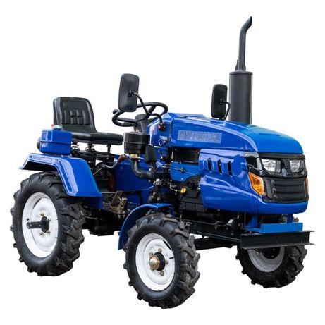 Мототрактор DW 160 LXL мини-трактор от завода ДТЗ