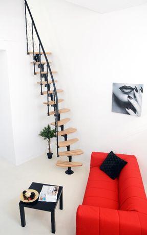 Promocja! Mini schody Minka Nizza Black