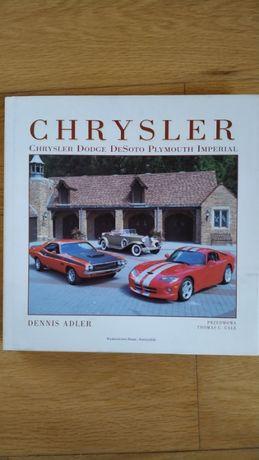 Chrysler album książka Dennis Adler OKAZJA