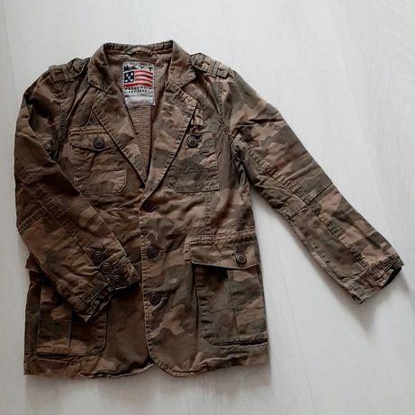 Фирменный пиджак Next для мальчика
