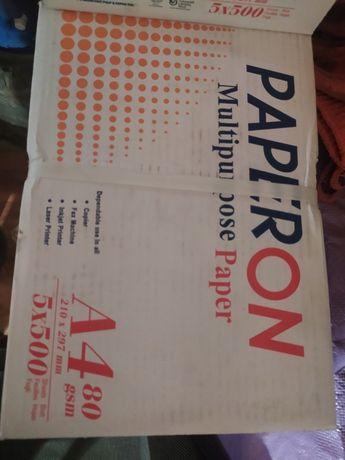 А 4 80 g/m2 бумага папір офісний