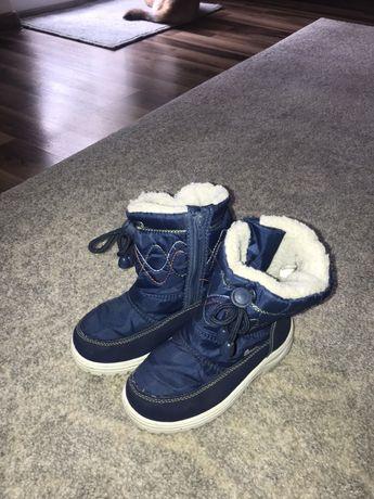 Buty zimowe dziecięce rozmiar 30