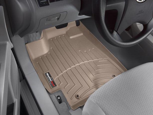 Коврики автомобильные WeatherTech Toyota Higlander 2008-2014 год.