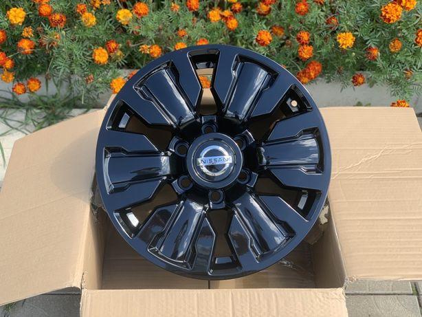 Нові диски R17 6x139,7 TOYOTA Land Cruiser Prado 120 150 Hilux 4runner