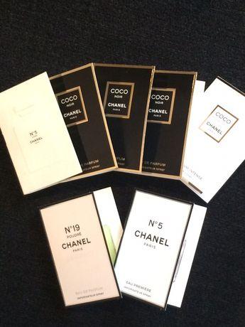 Пробники элитной парфюмерии