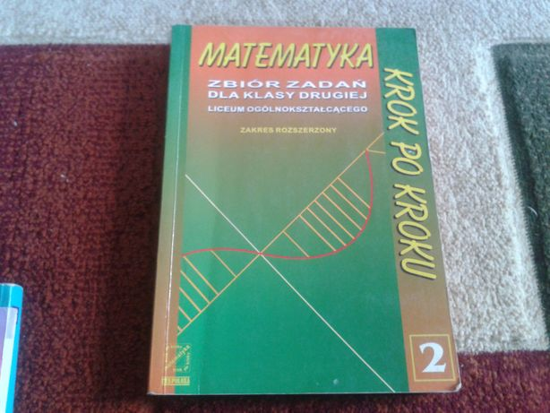 matematyka zbiór zadań 2