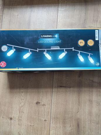 Sufitowe oświetlenie LED. LivernoLiving