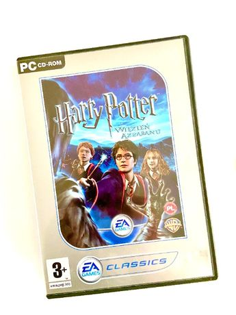 Harry Potter więzień Azkabanu PC JAK NOWA!!! BRAK RYS 6/6 WIN 10 [PL]