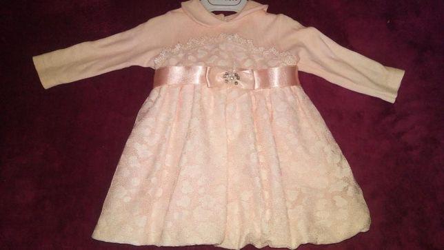 платье фирмы Baby Rose рост 68