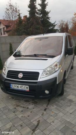 Fiat Scudo  Salon polska, 2,0 jtd, long, drugi właściciel od 8 lat.