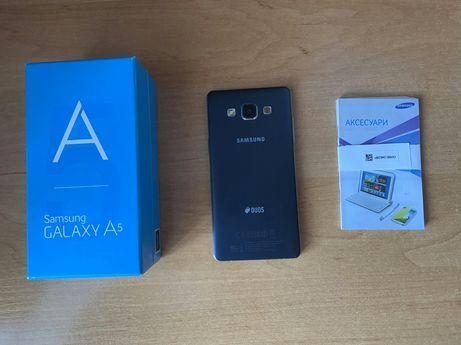 Продам мобильный телефон Samsung А5 (SM-A500H/DS 2015 г)