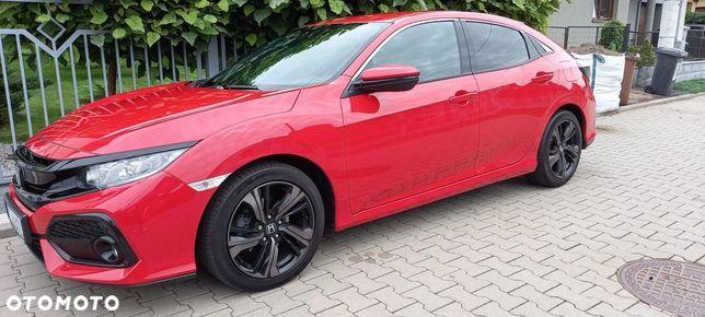 Honda Civic JAK NOWY,I wł,krajowy22000km,2kpl.opon,,serwis w ASO, MOŻLIWA ZAMIANA